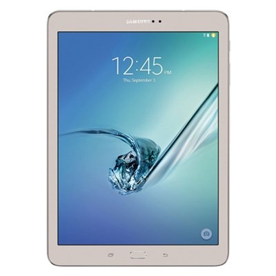 Galaxy Tab S2 9.7-inch Wi-Fi Tablet (Gold/32GB) - OPEN BOX