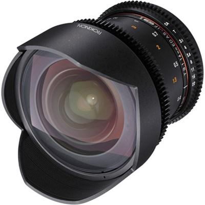 14mm T3.1 Cine DS Lens for Sony E-Mount (DS14M-NEX)