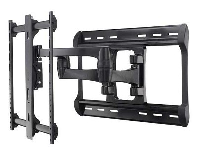 XF228 - HDpro Full-motion Dual Arm Mount, 42` - 84` TVs, Extends 28` from wall