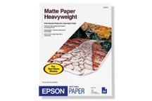8.5 x 11 Heavy Weight Matte Paper 50 Sheets