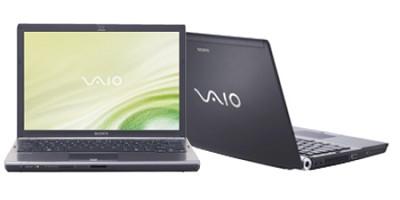 VAIO VGNSR190PAB 13.3 PC Notebook