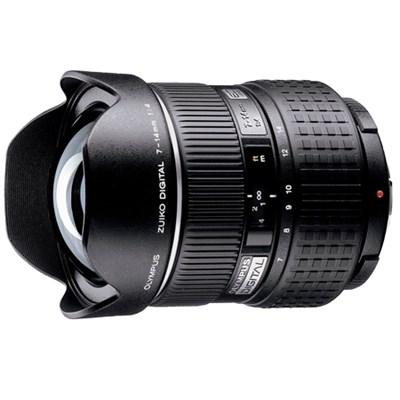 7-14mm f4.0 Zuiko Digital Zoom Lens - Refurbished