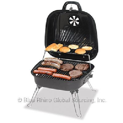 UF Grill Boss Portable Charcoa