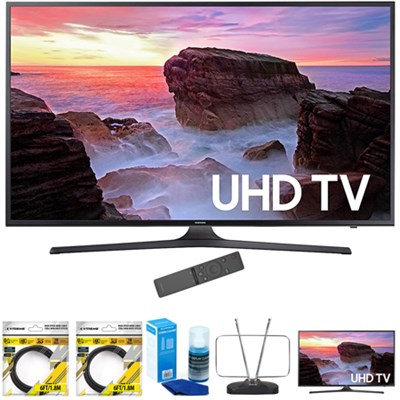 74.5-Inch 4K Ultra HD Smart LED TV 2017 Model with 65` LED TV Bundle