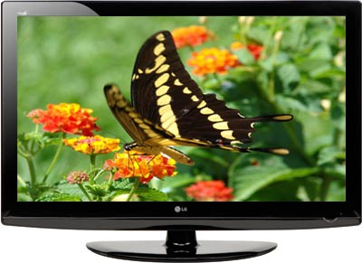 52LG50 - 52` High-definition 1080p LCD TV