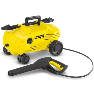K 2.20 1500PSI Electric Pressure Washer With 15-Foot Hose - OPEN BOX