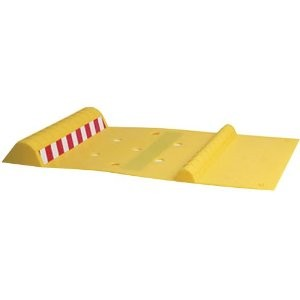 37356 Park Right Yellow Parking Mat