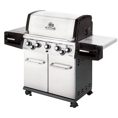 Regal 590 Pro Liquid Propane Barbecue Grill - 958544