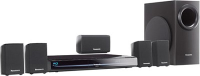 SC-BT230 Blu-ray Disc Home Theater System - OPEN BOX