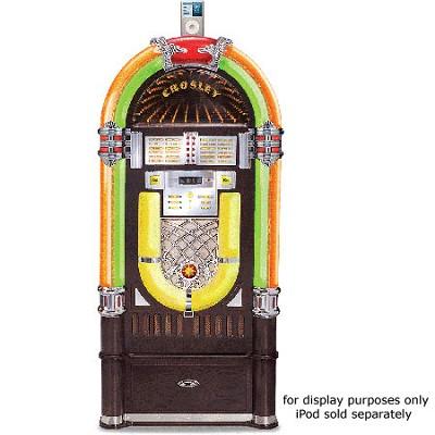 Neon Bubbler Jukebox CR1201A-CH