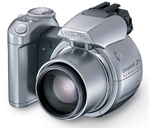 Dimage Z1 Digital Camera