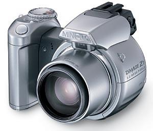 Dimage Z1 Digital Camera