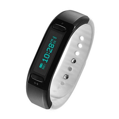 GO! Activity Tracker unisex Fitness Band and Watch SF002-004