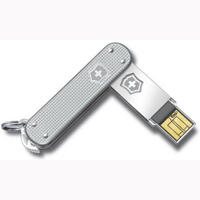 Slim Flight 8GB (Silver)(4.6171.26G8)