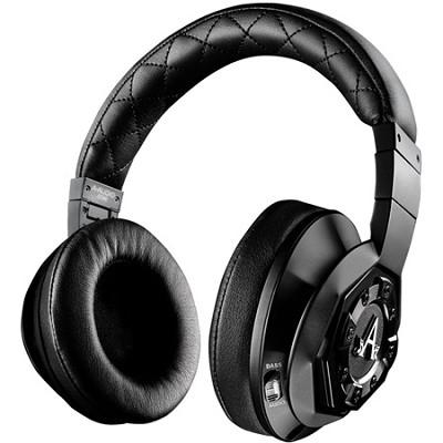 Legacy Over-Ear (ANC) Headphones w/ 3-Stage Technology Matte Phantom Black A02