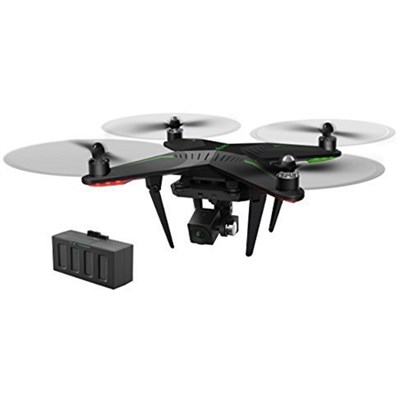 Xplorer V Quadcopter Drone 1080p HD Cam 3-Axis Gimbal  /2nd Battery /Power Bank