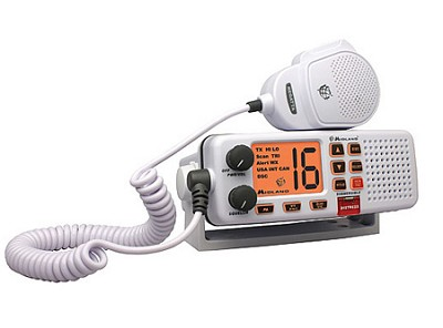 Midland RG1W Regatta 1 VHF Marine Radio