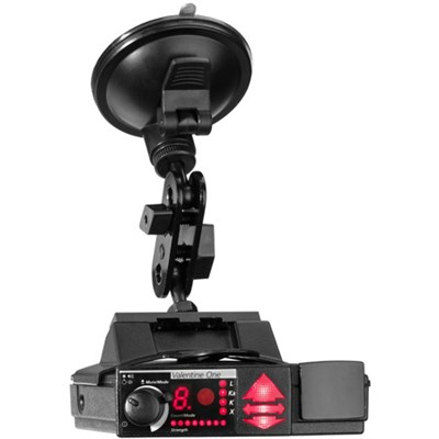Suction Mount Bracket For Radar Detectors - (3003004) V1 - Valentine One