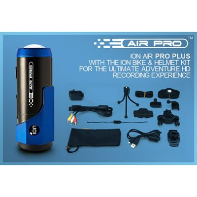 Air Pro Plus w/ Ion Helmet & Bike Kit