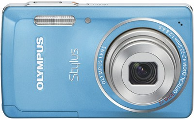Stylus 5010 14MP 2.7` LCD Digital Camera (Blue)