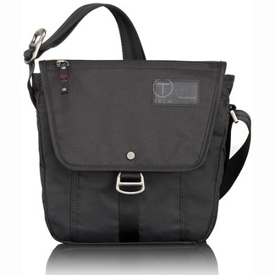 T-Tech By Tumi  Icon Lewis Small Flap Crossbody - 57501 - Jet