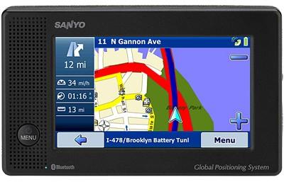 Easy Street NVM-4050 Portable Navigation - OPEN BOX