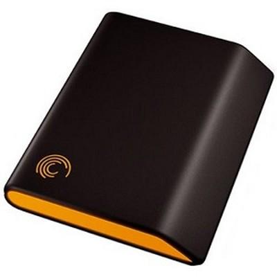 FreeAgent Go 500 GB USB 2.0 Portable External Hard Drive (Silver)