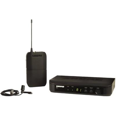 Instrument Wireless System with CVL Lavalier Microphone, J10 (BLX14/CVL-J10)