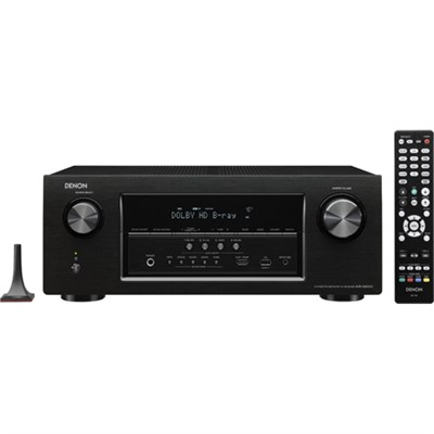 AVR-S900W 7.2 Channel Full 4K Ultra HD A/V Receiver w/Bluetooth/WIFI - OPEN BOX