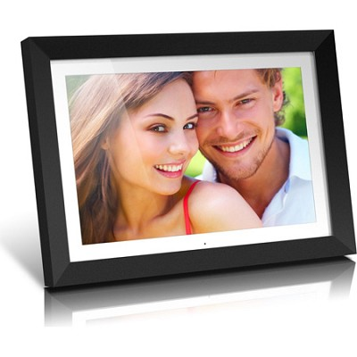 19` Digital Photo Frame with 2GB Built-in Memory