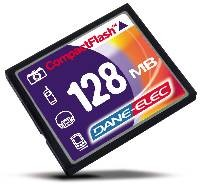 128MB Compact Flash Memory Card ( A Necessity)