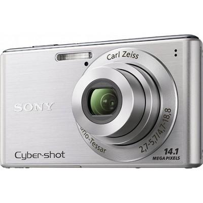 Cyber-shot DSC-W530 Silver Digital Camera