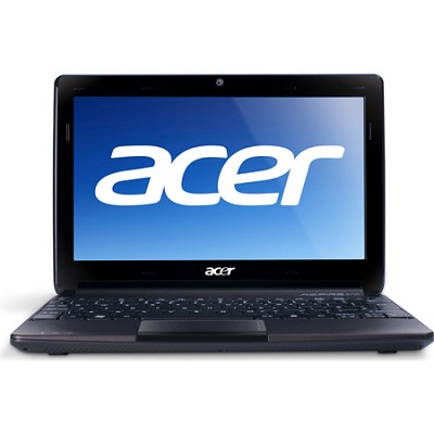 Aspire One AOD257-1671 10.1` Netbook PC (Black) - Intel Atom Dual-Core N570