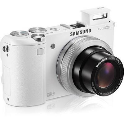 EX2F Smart Digital Camera (White) w/ F1.4 Lens, 12MP CMOS Sensor, 1080p HD Video