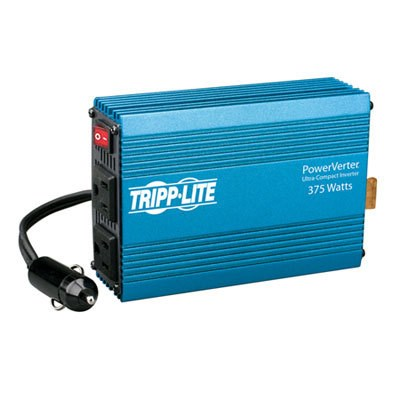 375W Car Power Inverter with 2 Outlet - PV375