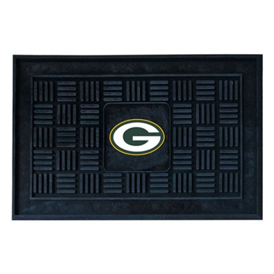 NFL Green Bay Packers Vinyl Heavy Duty Door Mat