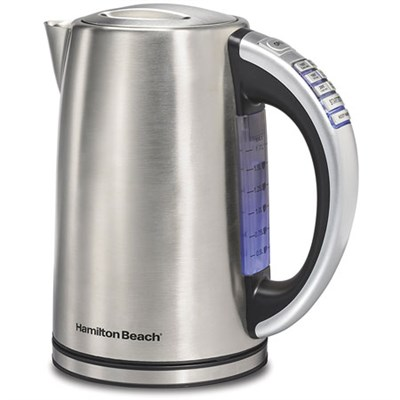 Variable Temperature Kettle Electric, Stainless Steel - 41020