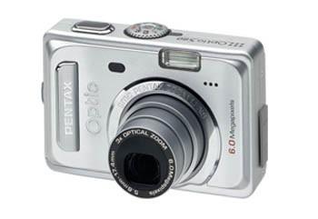Optio S60 Digital Camera
