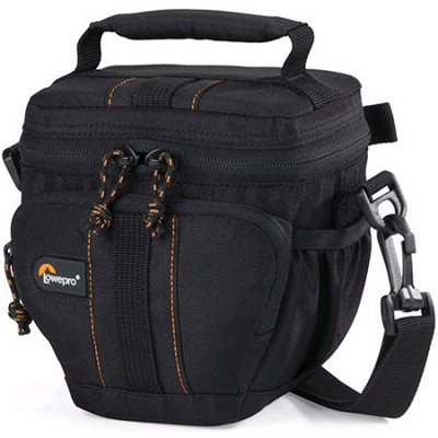 LP36235-0AM - Adventura TLZ 15 Top Load Zoom Bag - Black