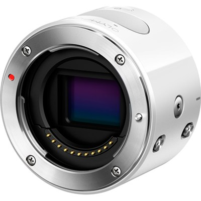 Air A01 16MP Interchangeable Lens Smartphone Camera Body (White)