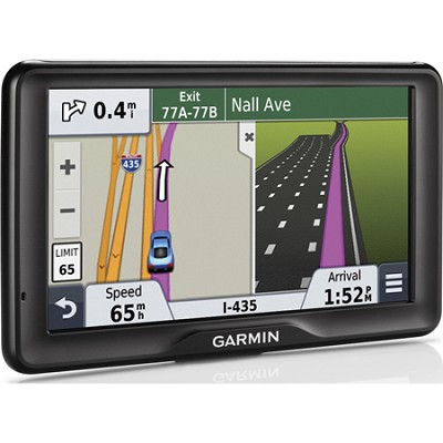 nuvi 2757LM 7` GPS Navigation System with Lifetime Map Updates