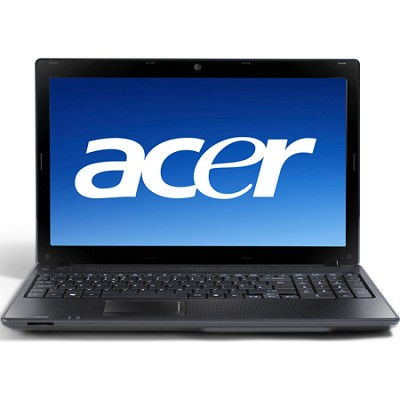 Aspire 15.6` Notebook Computer (AS5742-7120) Intel Core i3-370M Processo