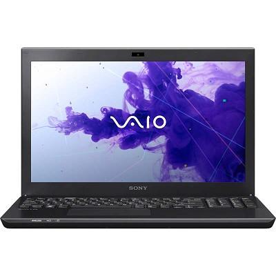 VAIO 15.5` Full HD SVS1511EGXB Notebook PC - Intel Core i7-3612QM Processor