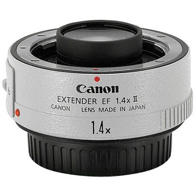Canon EF 1.4X II Extender Telephoto Accessory