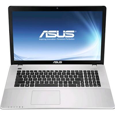 17.3` HD+ X750JB-DB71 Notebook PC - Intel Core i7-4700HQ Processor