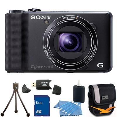 Cyber-shot DSC-HX9V Digital Camera 8GB Bundle