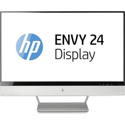 HP ENVY 24 23.8` Diagonal IPS Monitor with Beats Audio
