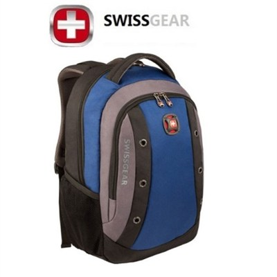 SwissGear Travel Gear Mensa Padded 16` Laptop Backpack w/Tablet Pocket