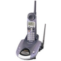 KX-TG2216FV 2.4GHz Digital Cordless Phone (BLUE)