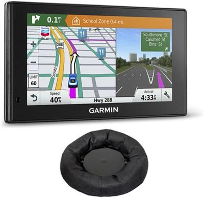 010-01540-01 DriveSmart 60LMT GPS Navigator Friction Mount Bundle